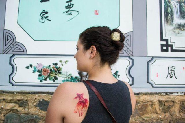 Xizhou hair clip