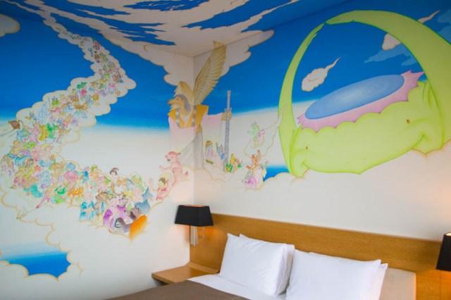 Park Hotel Tokyo Yokai Room