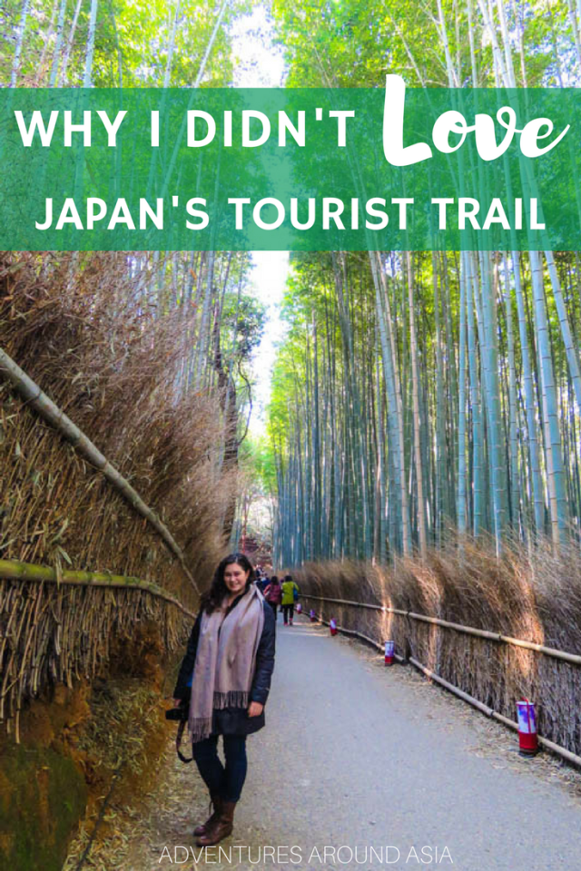 Japan's Tourist Trail