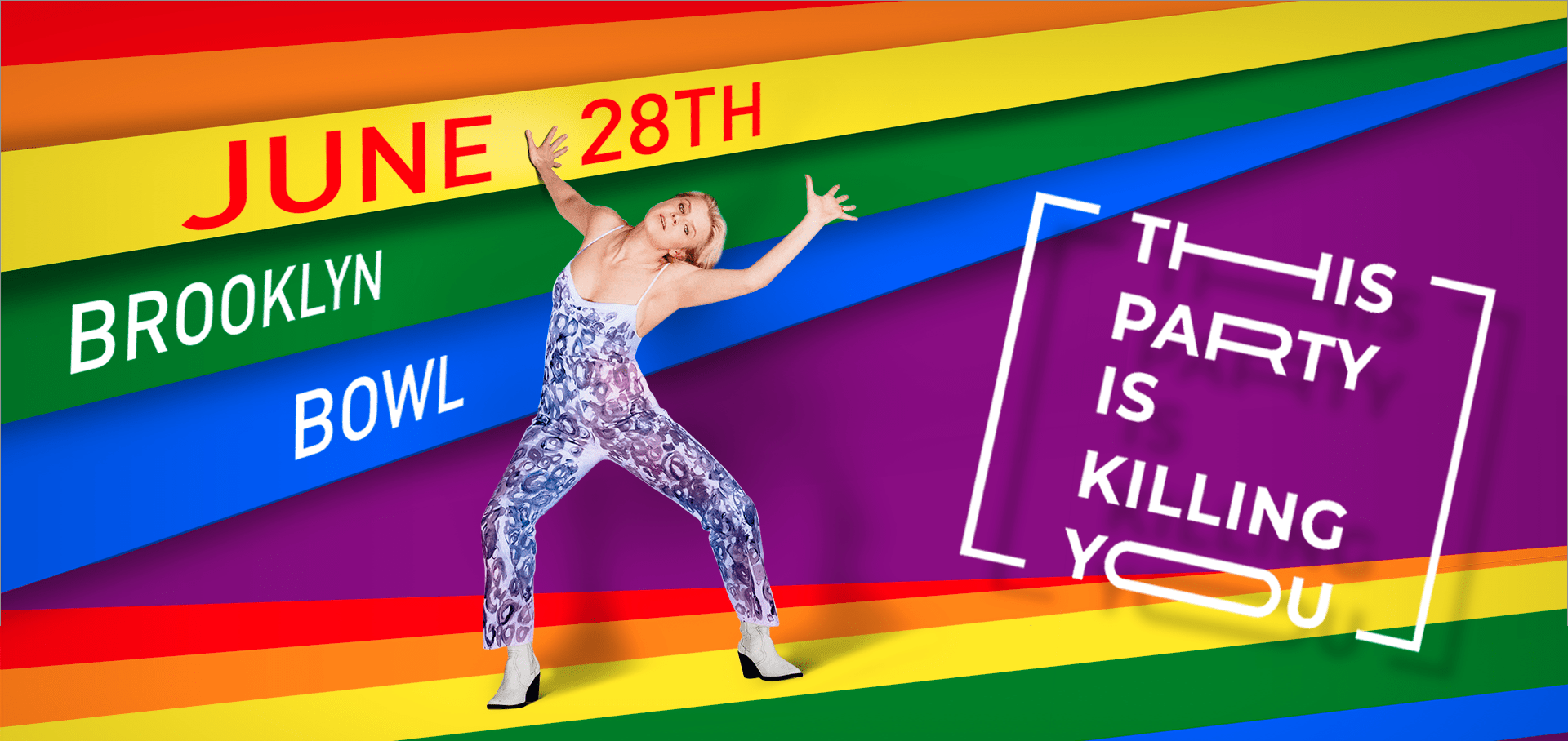 This Party Is Killing You - NYC PRIDE Edition
