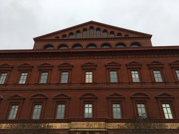 National Building Museum DC