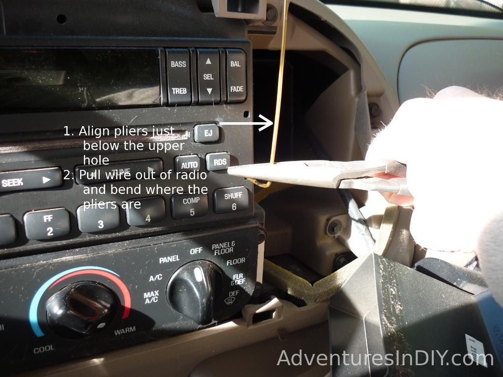 Wiring Diagram For 2001 Ford F150 Radio