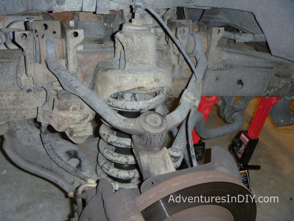 1998 ford f150 front suspension diagram wiring house lighting how to replace struts on a 1999 oldsmobile
