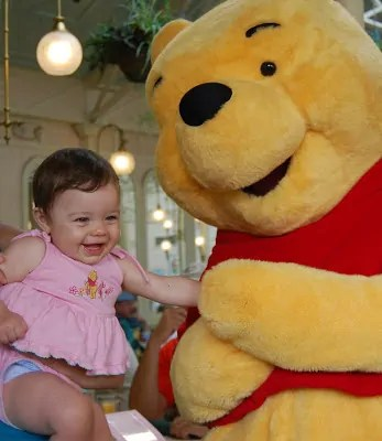 How to Survive Disney with a Baby