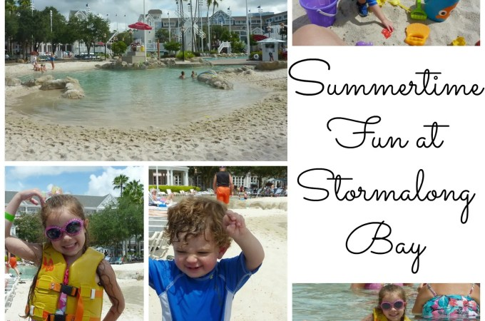 Wordless Wednesday – Summertime Fun at Stormalong Bay