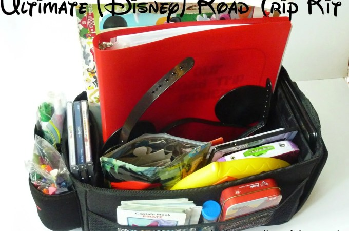 Ultimate (Disney) Road Trip Survival Kit