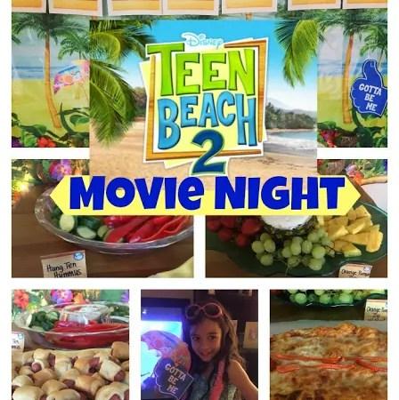 Teen Beach 2 Family Movie Night