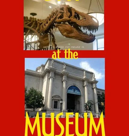 The Past Comes to Life at the American Museum of Natural History