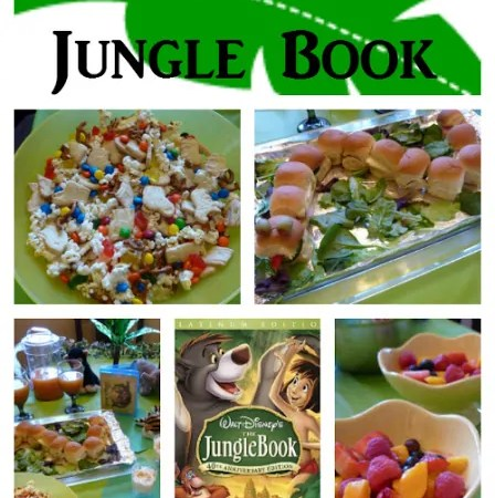 Disney Family Movie Night | The Jungle Book