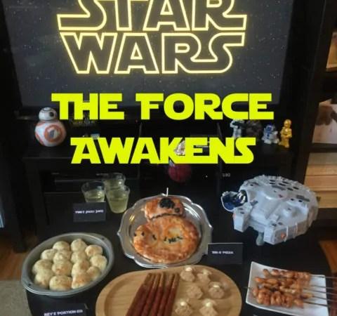 Star Wars: The Force Awakens Movie Night