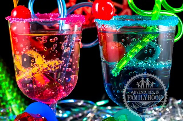 Ring Pop Mocktails | New Year's Eve