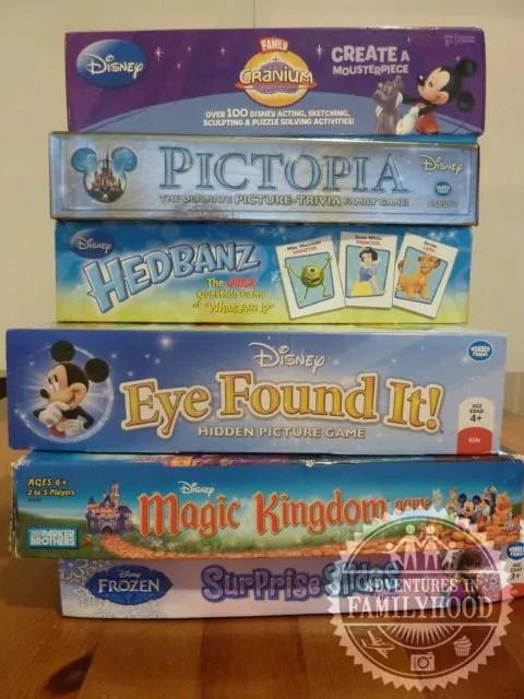 Disney Family Movie Night