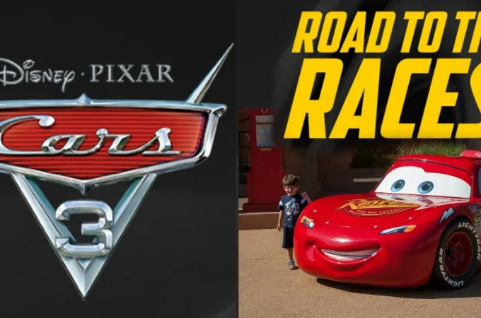 """Disney-Pixar's Cars 3 """"Road to the Races"""" Nationwide Tour"""