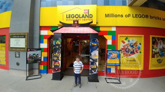LEGO Ninjago Movie Days at LEGOLAND Discovery Center