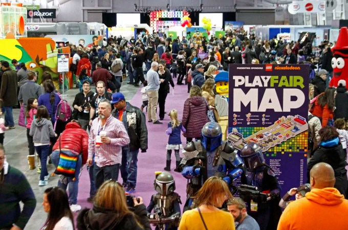 We're Heading to Play Fair 2017 (and you can too!)