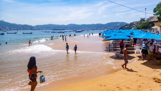 playa in Acapulco