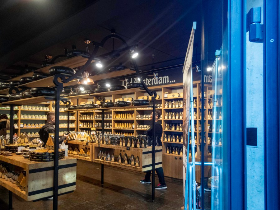 Cheese Shop, Amsterdam, Netherlands