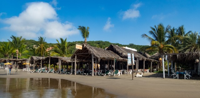 Carmelita's, Lety's, and Victors @ La Isla de la Piedra