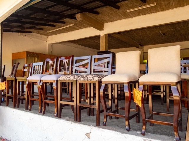 Highway Furniture Shop outside Mazatlán