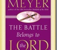 Book Review: The Battle Belongs to the Lord