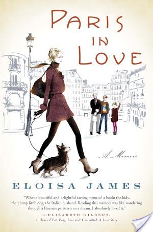 Book Review- Paris In Love