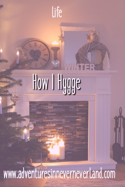 How I Hygee. How I learned to Love winter.