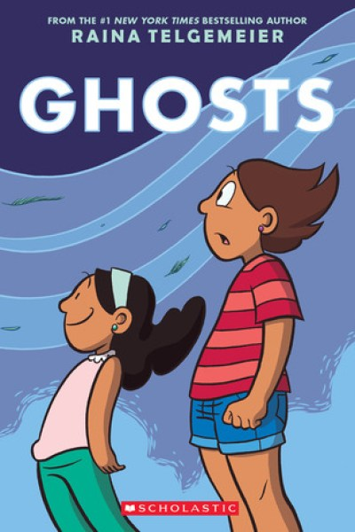Graphic Novel Review: Ghosts by Raina Telgemeie