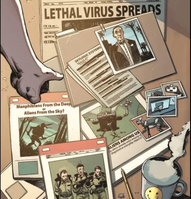 x-files-conspiracy-bulletin-board