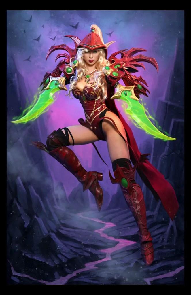 valeera-sanguinar-apotheosis-cosplay