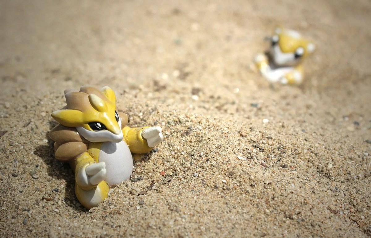 07 - Sandslash