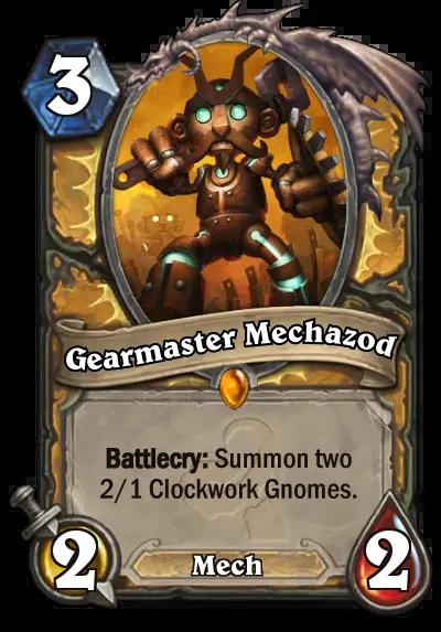 gearmaster-mechazod