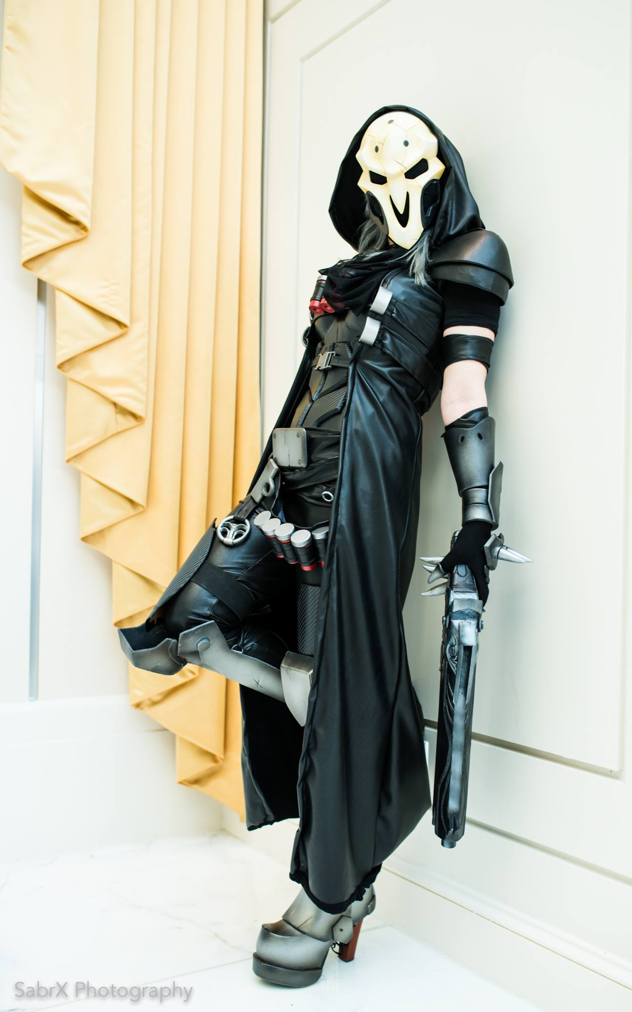 overwatch reaper cosplay by bloodraven 17 aipt