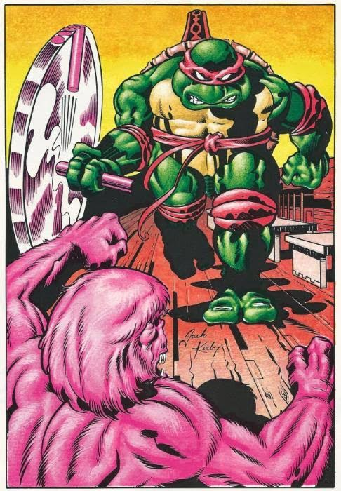tmnt-jack-kirby-illustration