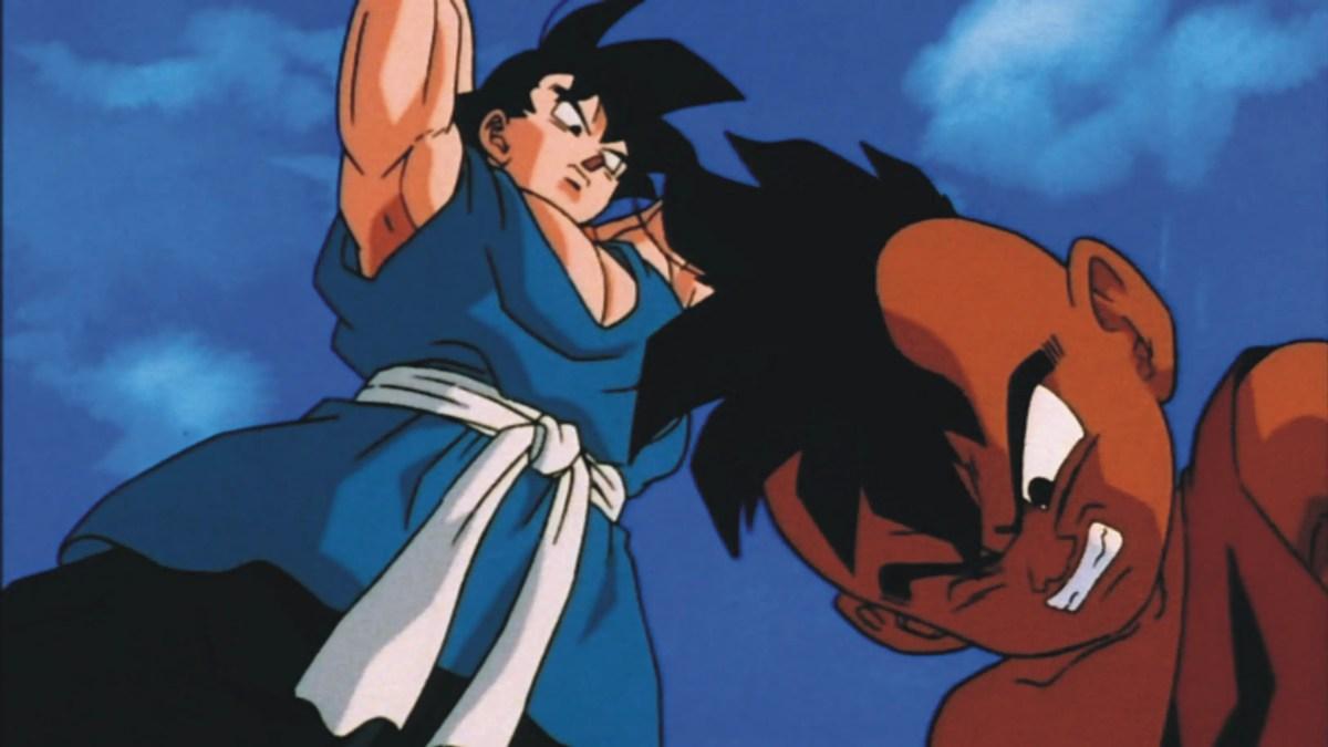 2. Goku_vs_Uub