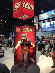 Lego Thor knows what's up!