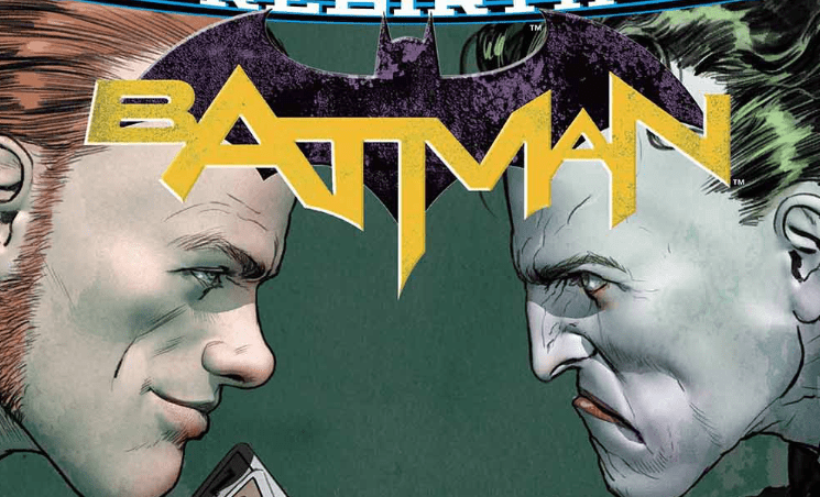 [EXCLUSIVE] DC Preview: Batman #28