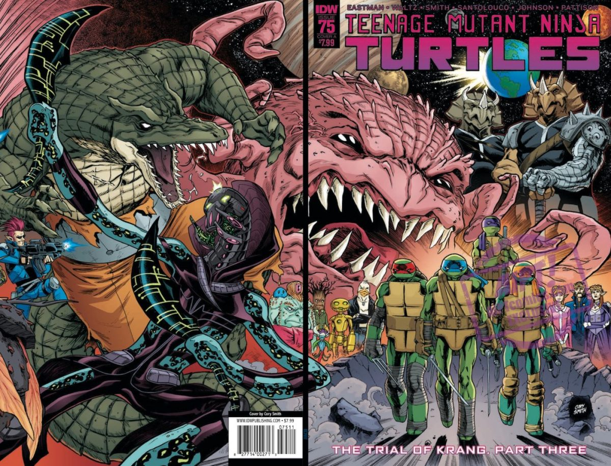 [EXCLUSIVE] IDW Preview: Teenage Mutant Ninja Turtles #75