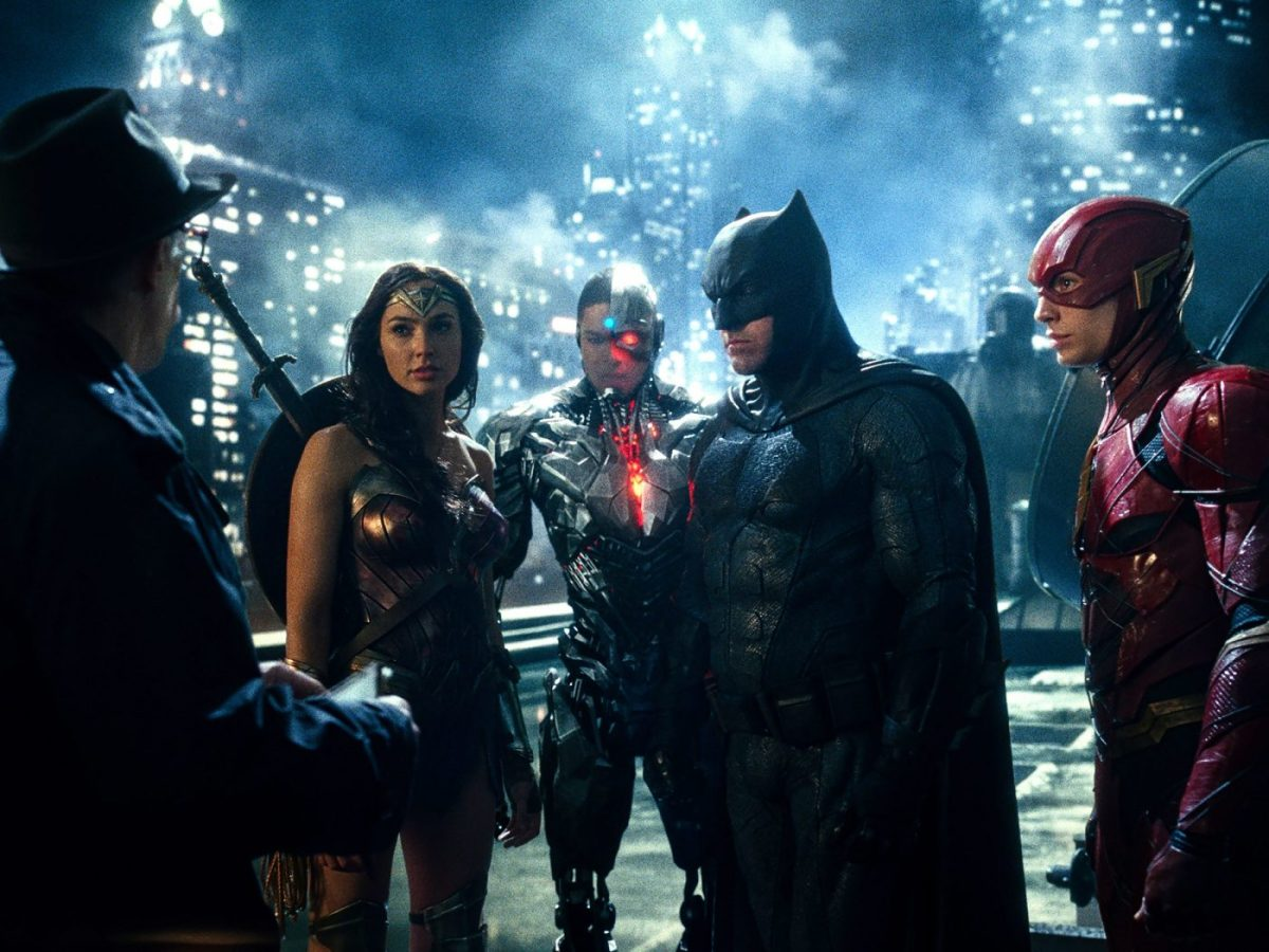 Watch Justice League's two post-credit scenes here