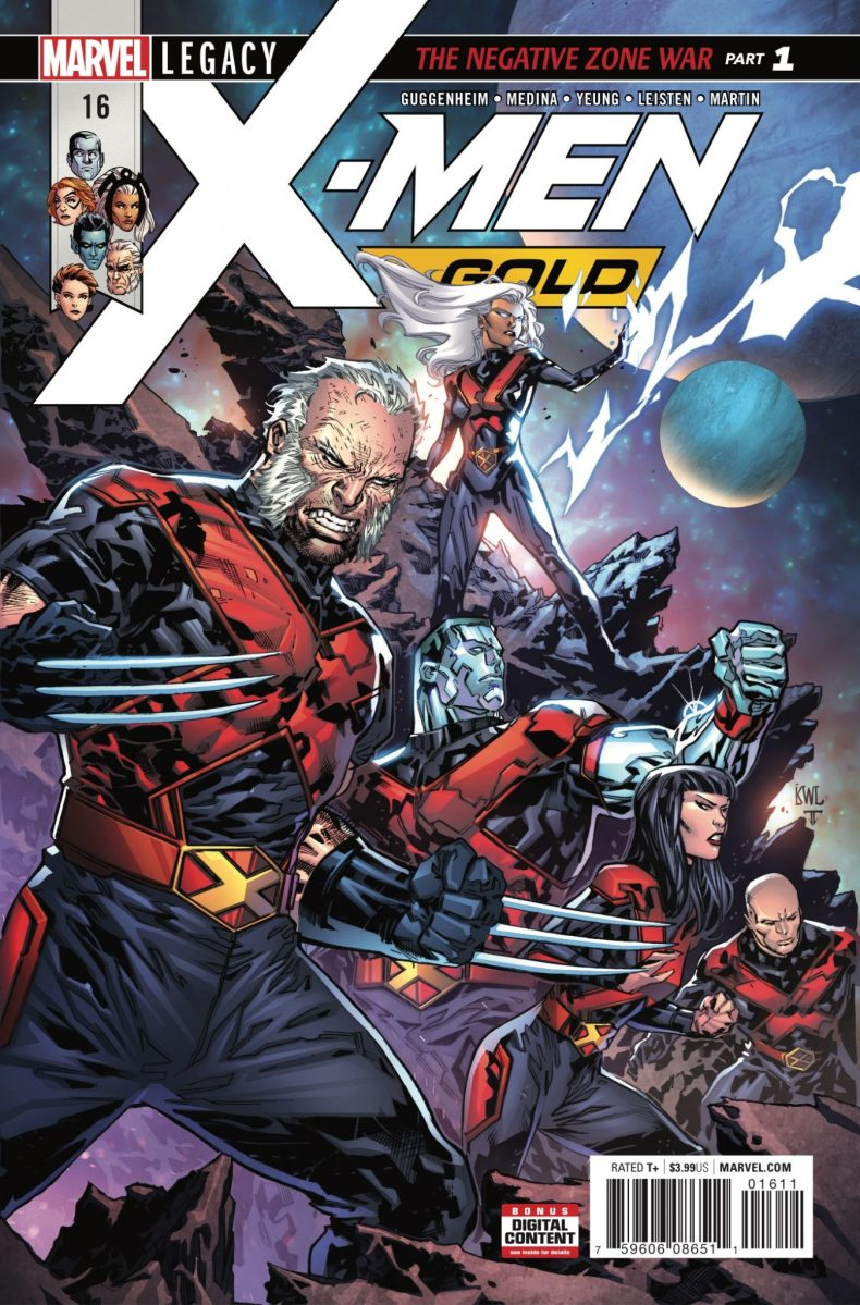 Marvel Preview: X-Men Gold #16