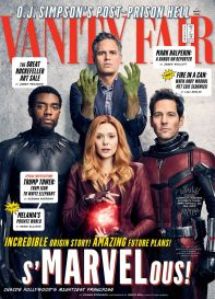 Hulk, Black Panther, Ant-Man and Scarlet Witch