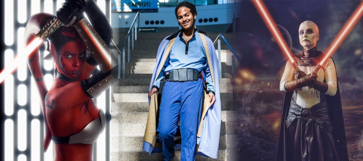 Best of 'Star Wars' cosplay from around Instagram