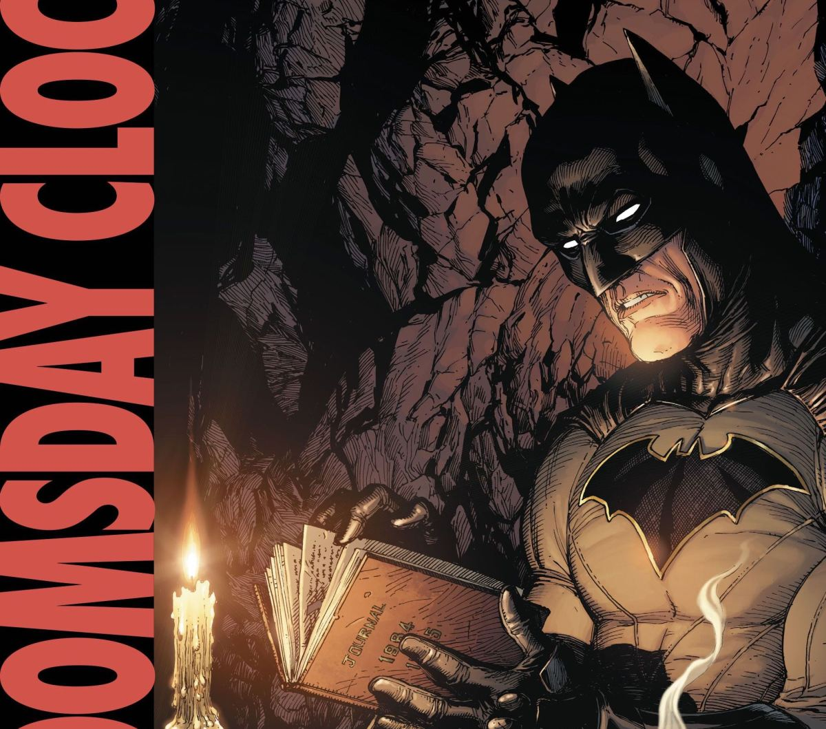 Doomsday Clock #3 Review: Masterful storytelling and Watchmen answers