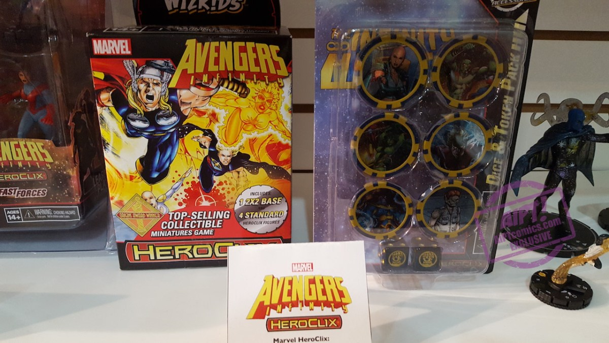 Wanna see Eternity from the Avengers Infinity Heroclix set? Here he is.