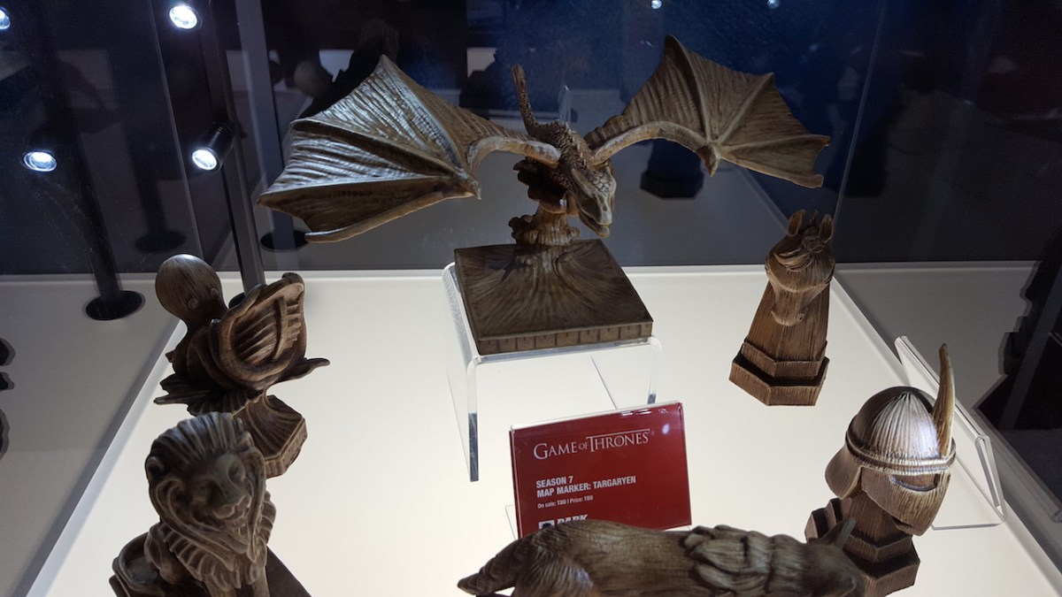 Toy Fair 2018: Game of Thrones products from Dark Horse [Gallery]