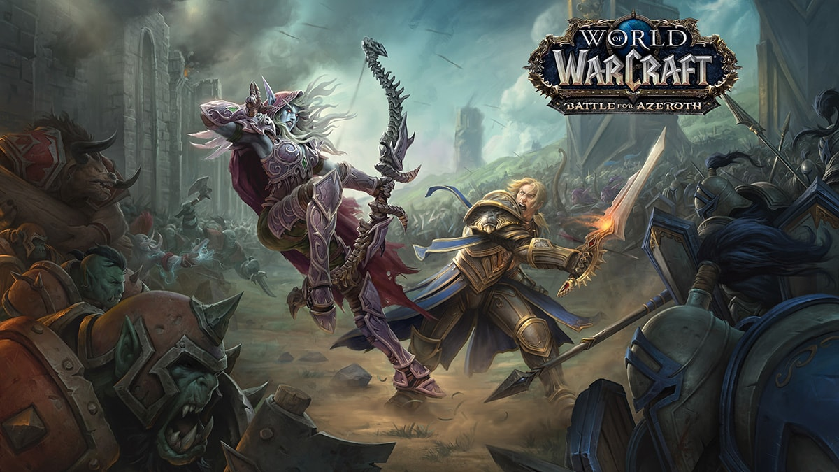 'World of Warcraft: Battle For Azeroth' beta has officially begun