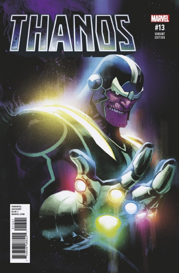 Judging by the Cover - Our favorite Thanos covers of all time