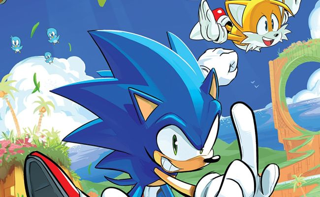 Sonic The Hedgehog 1 Review Idw S New Series Is A Worthy