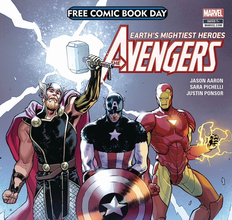 Free Comic Book Day Held at Loot Games & Comics May 5