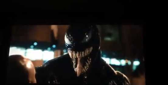 Tom Hardy Debuts New 'Venom' Trailer at CinemaCon