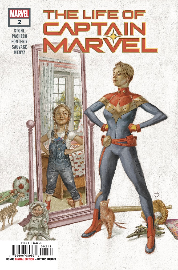 Marvel Preview: The Life of Captain Marvel #2